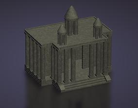 Saint Seiya - Aries Temple - Templo 3D printable model 2