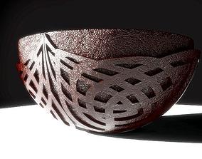 3D print model Celtic Knot Nut Bowl