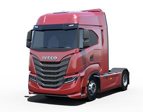 Iveco S-Way 2019 3D model