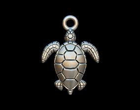 3D printable model Sea turtle