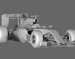 3D model F1 RB11 Season 2015 Formula