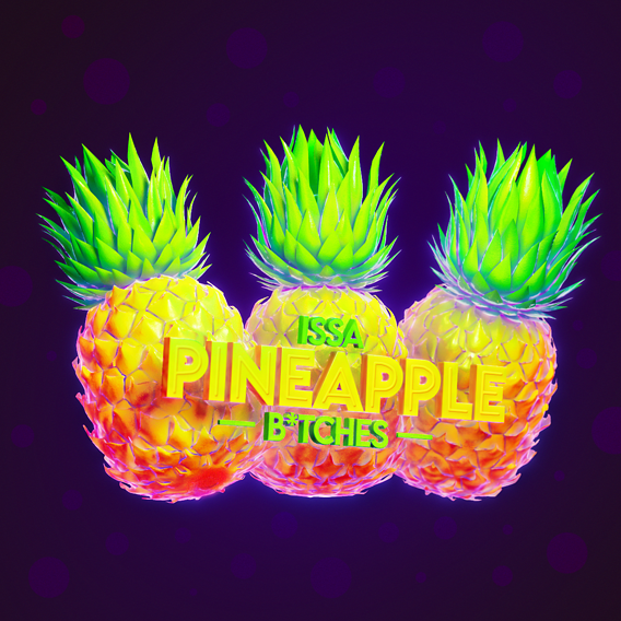 Just Some Pineapples