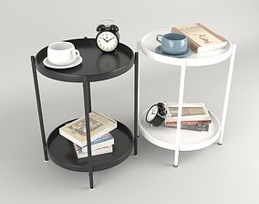 3D model room coffee table