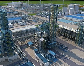 3D Coal Chemical Industry