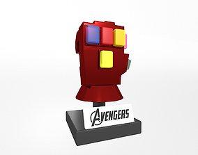 3D asset Lego Infinity Gauntlet v3 001