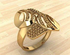 Ring vRing v4 3D printable model