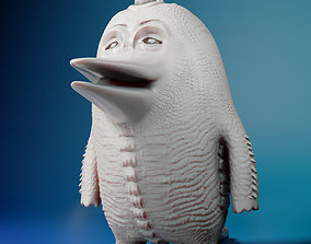 Duckzilla 3D Print Model