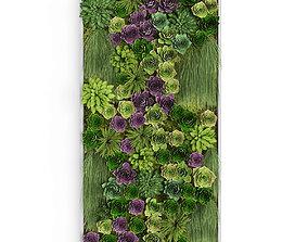 3D model Vertical gardening 014