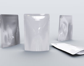 3D Processed Food Pouch