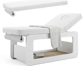 3D model Massage bed Creo