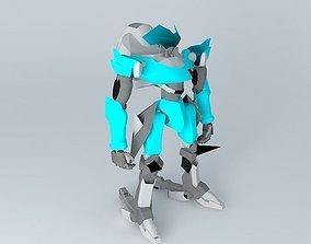 Late Gekka 3D model