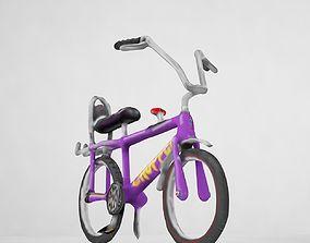 3D Raleigh bike