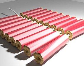 3D model Firecrackers