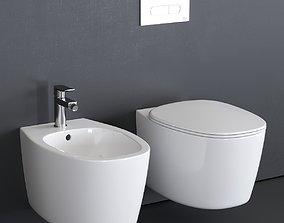 Ideal Standard Dea Wall-Hung WC 3D model