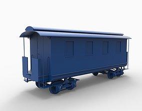 wagon mod11 3D print model