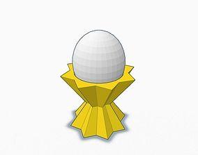 Egg Cup 3D print model