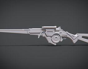 Zero Rifle Specter 3D printable model