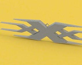 XXX logo 3D print model