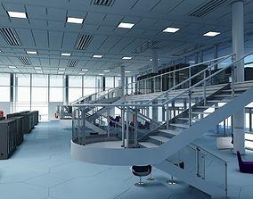 3D model Data Centre
