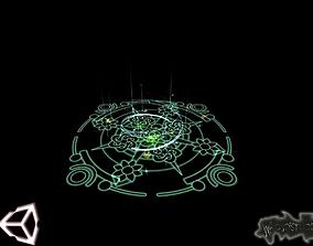 Healing Circle Spell 3D model