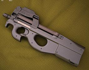 3D FN P90