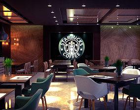 3D STARBUCKS COFFEE