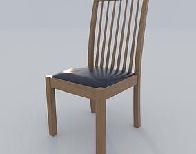 3D Chair maya