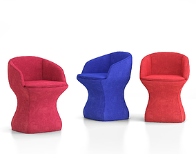 So-pretty by CHAIRS and MORE colorful 3D model