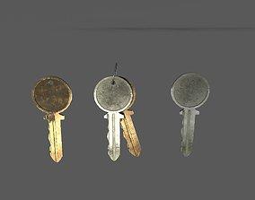 3D asset keys relastic