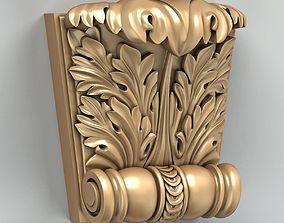 3D model Corbel 010