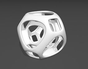 Mathematical art 3D printable model