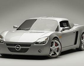 Opel Speedster 3D model