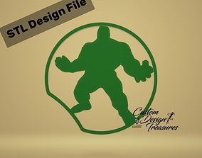 3D printable model Disney Inspired Mouse Ears - Hulk