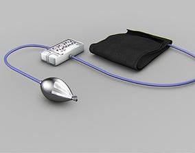 3D model Blood-Pressure-Cuff