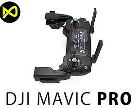 DJI Mavic Pro Controller 3D model