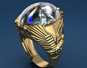 3D printable model Ring 35 jewelry