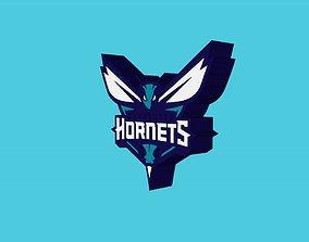 3D model Charlotte Hornets Team Logo