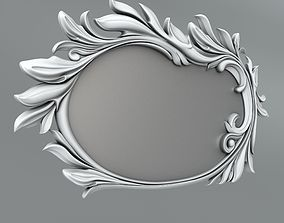 Frame for mirror 13 3D model