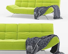 living 3D model SMALA Sofa
