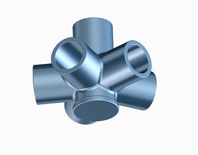 3D printable model Innovative Pipe Fitting Type B