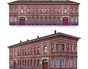 Classic building 3D asset
