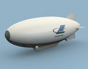 3D model CargoLifter Airship