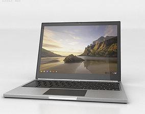 3D model Google Chromebook Pixel