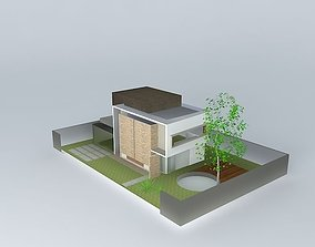 3D model casa nadir house