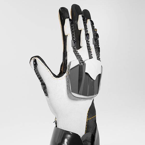 Motorcycle Glove - Handroid