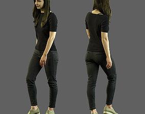 3d scan woman 8