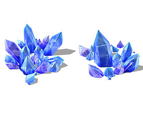 3D Legacy - Crystal Ore 02