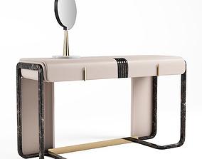 Turri ECLIPSE Dressing Table 3D model