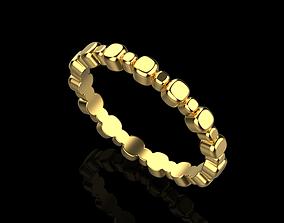ring Van Cleef Arpels Perlee 3D printable model