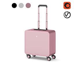 TUPLUS S2 Aluminum Hard Case Carry-On Luggage 3D